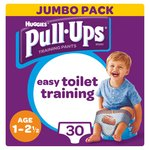Huggies Pull Ups Day Time Boy 1 - 2.5 Years Potty Training 30 Pants