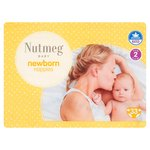 Nutmeg New Baby Nappies Size 2