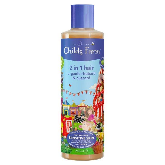 Childs Farm Organic Rhubarb & Custard