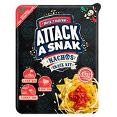 Attack A Snak Cheese & Tomato Salsa Kit