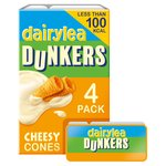 Dairylea Dunkers Cheesy Cones