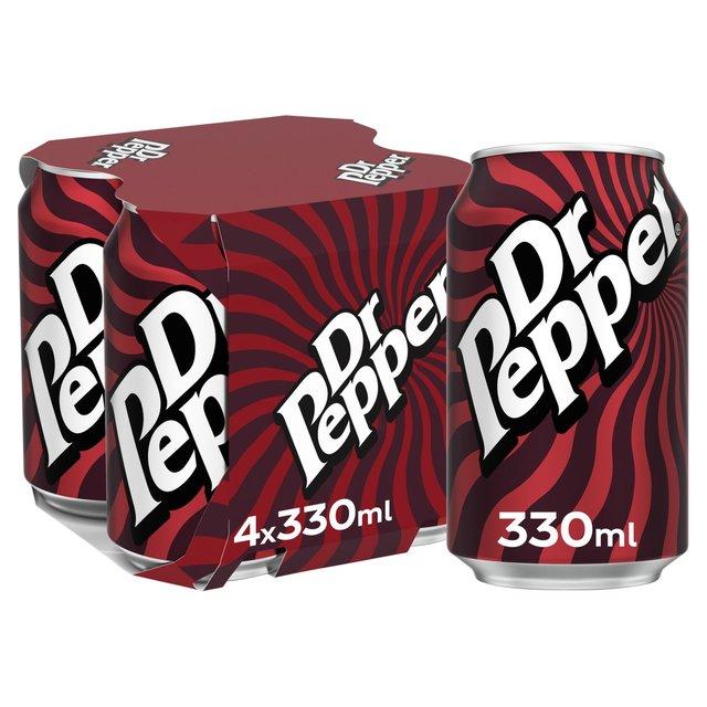 Dr Pepper Morrisons