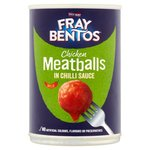 Fray Bentos Meatballs In Chilli Sauce