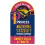 Princes Mackerel Sizzle Smokey Chilli