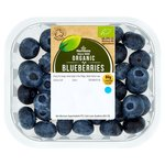 Morrisons Organic Blueberries