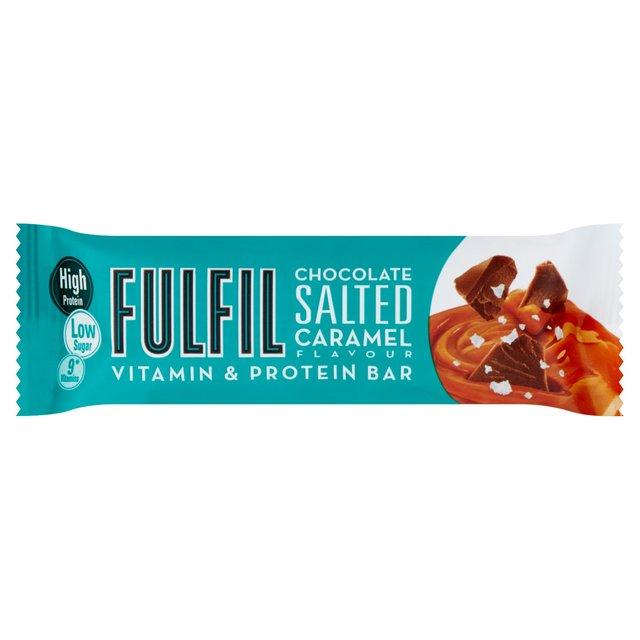 Fulfil Chocolate Salted Caramel Vitamin & Protein Bar
