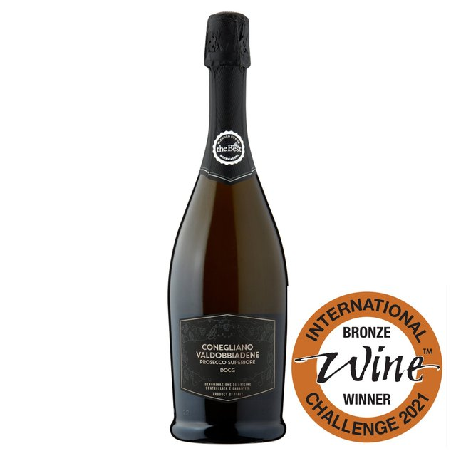 Morrisons The Best Valdobbiadene Prosecco