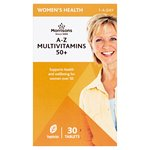 Morrisons Women'S A - Z 50+ Vitamins