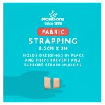 Morrisons Fabric Strapping