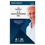 Morrisons Men'S A - Z 50+ Vitamins