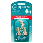 Compeed Blister Plasters Mixed Sizes