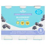 Morrisons Blueberry Cholesterol Drinks