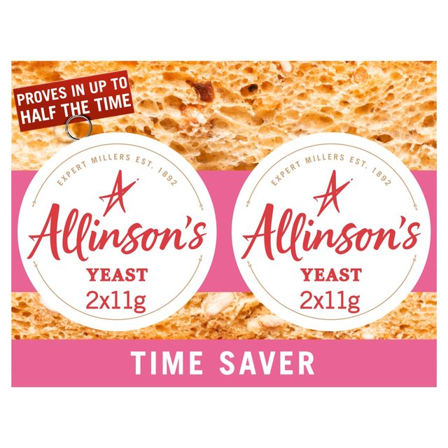 Allinson's Yeast Time Saver