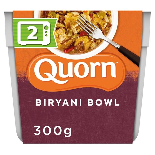 Quorn Biryani Bowl