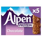 Alpen Protein Chocolate 5 Bars