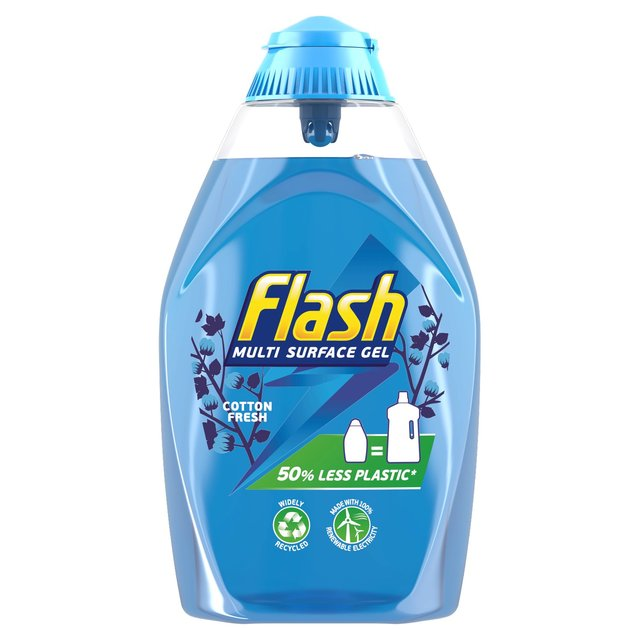 Flash Liquid Gel Cotton