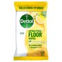 Dettol Floor Wipes Lemon & Lime Extra Large Wipes