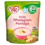 Cow & Gate Fruity Porridge From 4 - 6M Onwards