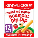 Kiddylicious Red Pepper Houmous Dip