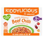 Kiddylicious Little Bistro Beef Chilli