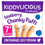 Kiddylicious Blueberry Chunky Puffs