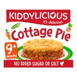 Kiddylicious Little Bistro Cottage Pie