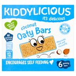 Kiddylicious Allergen Free Coconut Bar
