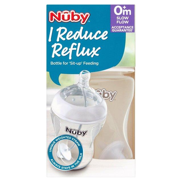 Nuby Anti Reflux Bottle