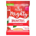 Piccolo Organic Mighty Breadsticks Tomato & Basil Textured 1 + Year