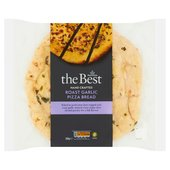 Morrisons The Best Roast Garlic & Herb Pizza Bread
