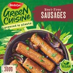 Birds Eye Green Cuisine 6 Meat Free Sausages
