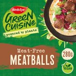 Birds Eye Green Cuisine Meat Free Swedish Style Balls