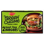 Birds Eye Green Cuisine 2 Meat Free Burgers