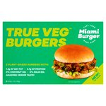 Miami Burger True Veg Burgers