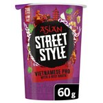 Pot Noodle Asian Street Style Vietnamese Beef Pho