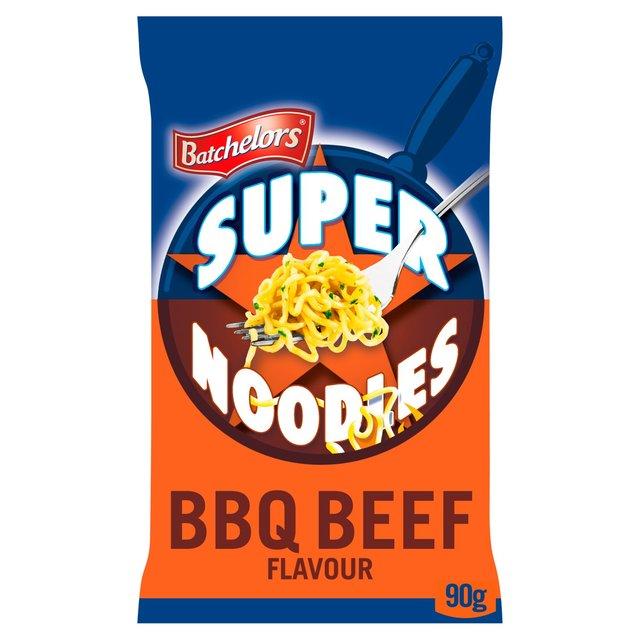 Batchelors Super Noodles Bbq Beef Flavour