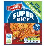Batchelors Super Rice Beef Flavour