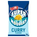 Batchelors Super Noodles Mild Curry Flavour