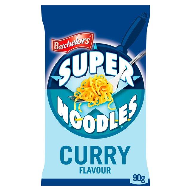 Batchelors Super Noodles Mild Curry Flavour