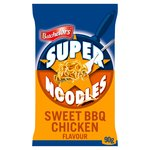 Batchelors Super Noodles Bbq Chicken Flavour