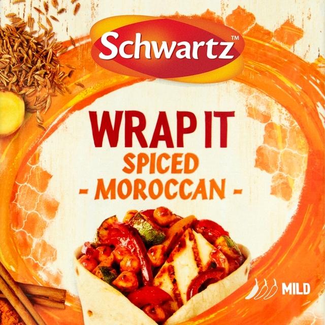 Schwartz Wrap It Spiced Moroccan