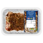 Morrisons Herb & Pepper Crust Pork Loin With Mustard Stuffing