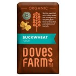 Doves Farm Organic Wholemeal Buckwheat Flour
