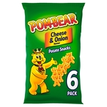 Pom - Bear Cheese & Onion