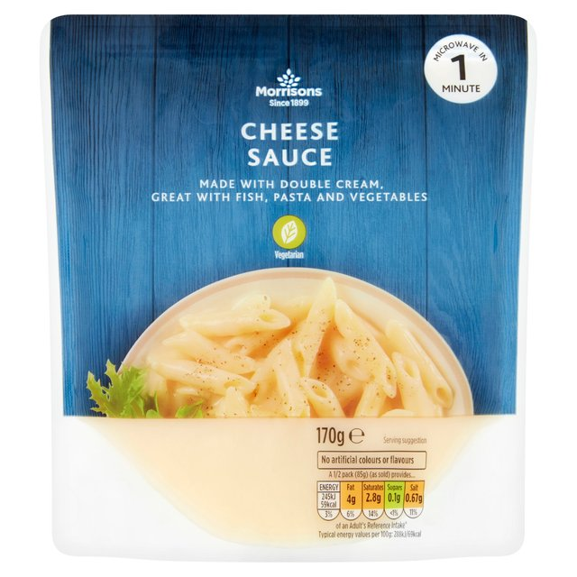 Morrisons Cheese Sauce