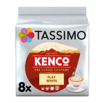 Tassimo Kenco Flat White Coffee 8X Pods