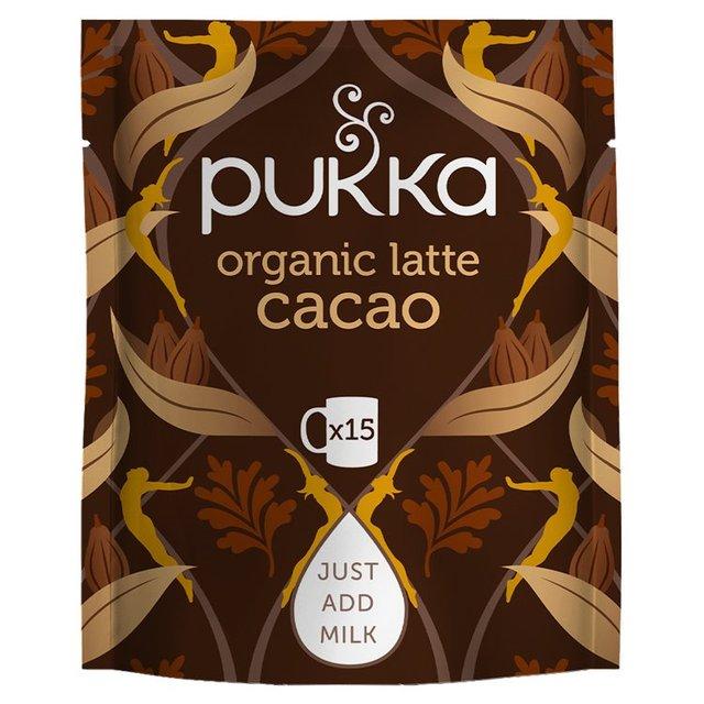 Morrisons: Pukka Organic Latte Cacao Maca Magic 90g