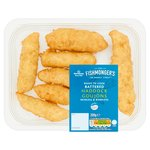 Morrisons Battered Haddock Goujons