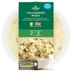 Morrisons Cabbage & Onion Mash