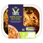 Morrisons V Taste Rainbow Vegetable Stew With Rosti Top